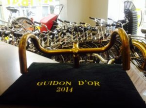 Guidon d'or